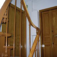 Rénovation - Cage d'escalier à Plaisance